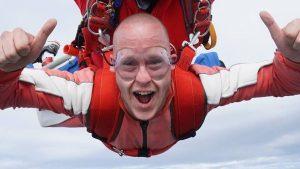 Michael parachutesprong